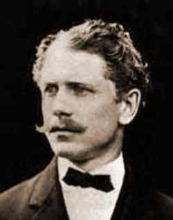 Portrait of Ambrose Bierce