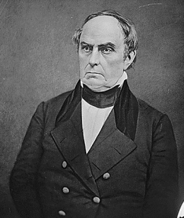 Portrait of Daniel Webster