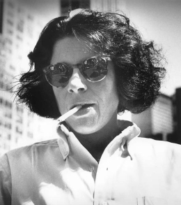 Portrait of Fran Lebowitz