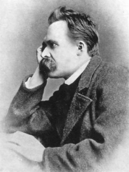 "the ideas and philosophy of friedrich nietzsche Human achievements while some of nietzsche's ideas about marriage at first  appear to be  philosophy of ""aristocratic radicalism"" (fuss & shapiro, 1971, p."